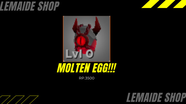 Molten Egg - World // Zero