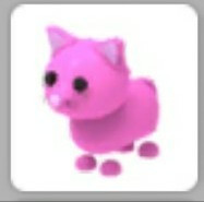 Pink Cat Normal - Adopt Me