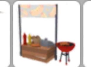 Hotdog stand - adopt me