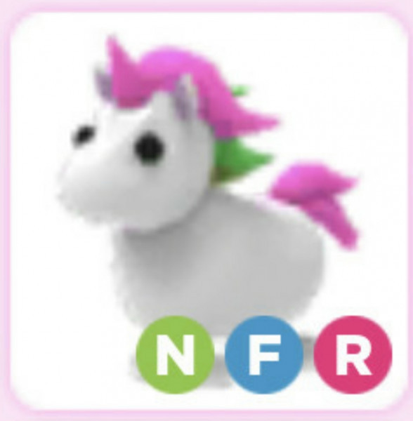 NFR UNICORN (NEON,FLY,RIDE) | ADOPT ME!
