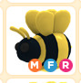 King bee MFR Pet adopt me
