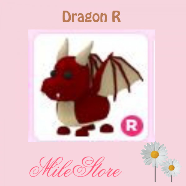 Dragon R (Ride) Adopt Me