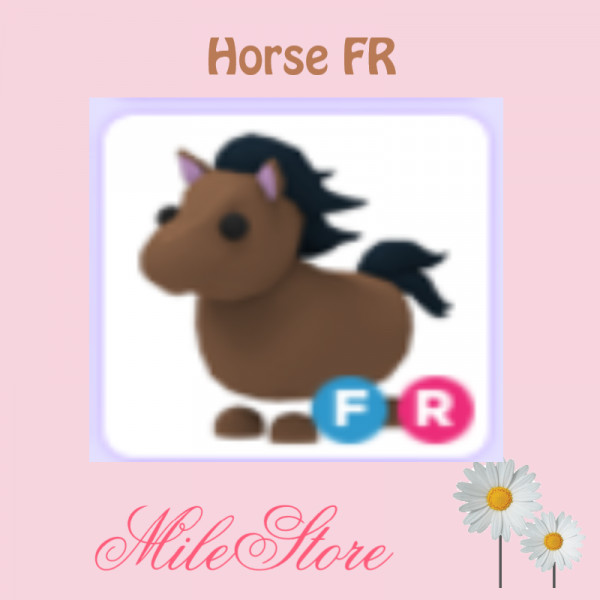 Horse FR (Fly Ride) Adopt Me