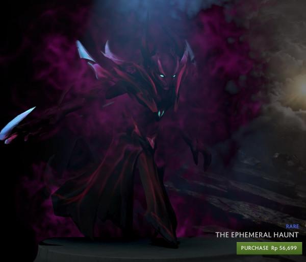 The Ephemeral Haunt (Spectre Set)
