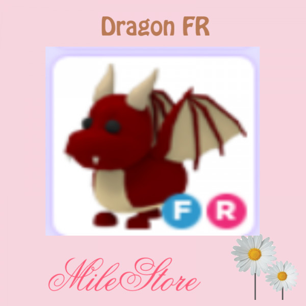 Dragon FR (Fly Ride) Adopt Me