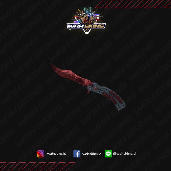 Butterfly Knife | Slaughter ( Covert Knife)