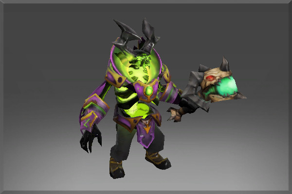The Nether Grandmaster's Robes (Pugna Set)