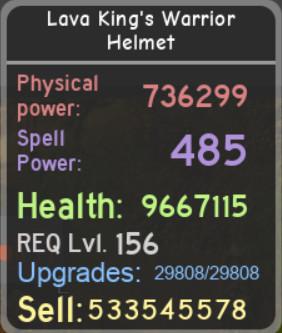 lava king warrior helmet grey max