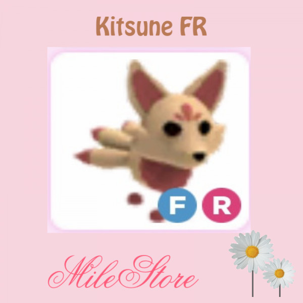 Kitsune FR (Fly Ride) Adopt Me
