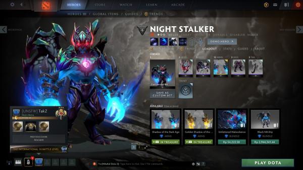 Shadow of the Dark Age (Immortal TI10)
