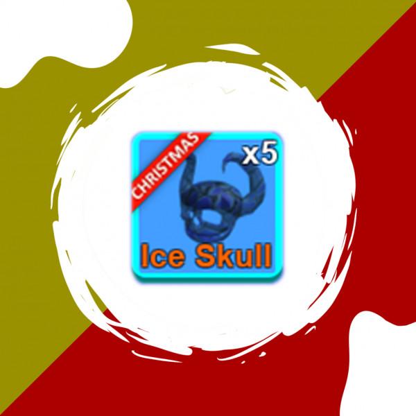 Ice Skull | Mining Simulator