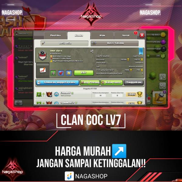 Clan Level 7