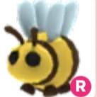R bee (adopt me)