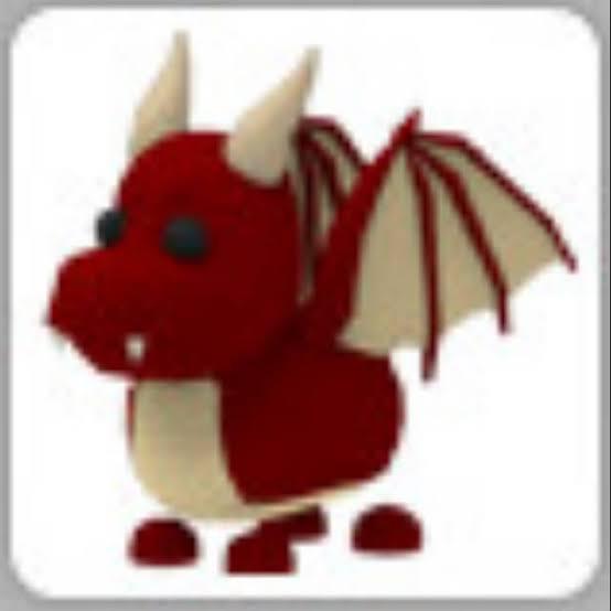 Red dragon normal adopt me!