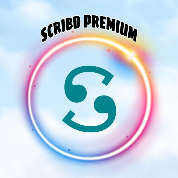 Scribd Premium 1 Bulan