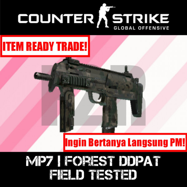 MP7 | Forest DDPAT (FT)