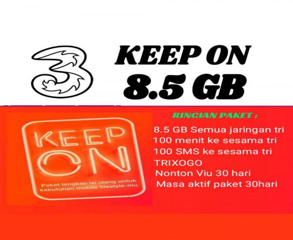 Keep ON 8 GB