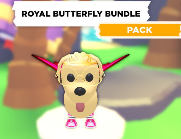 Pet wear Butterfly|Adopt Me