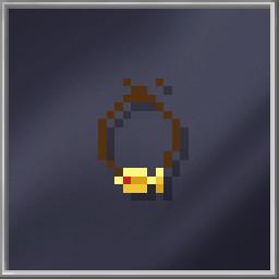 Fishing Amulet