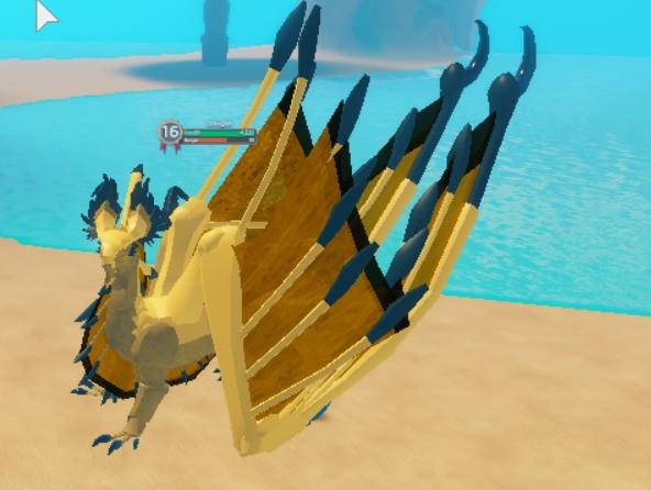 Random Numine Dragon (Dragon Adventure)