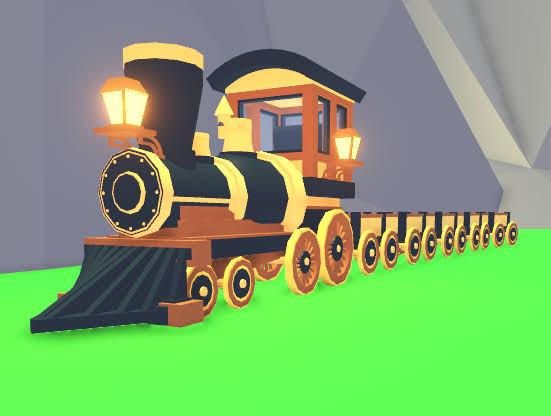 Adopt Me Train (Legendary)