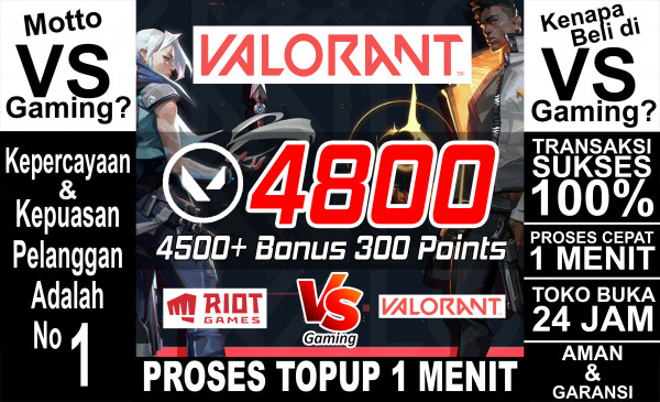 4500 Points