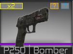 Jual p2500 bomber counterblox