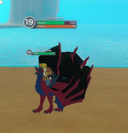 Random Rocirus Dragon (Dragon Adventure)