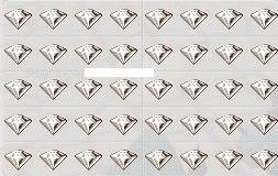 Diamond 1 buah