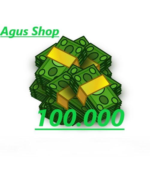 100.000 UANG RESMI BLOXBURG...... 100% AMAN
