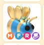 Queen bee MFR PEt adopt me