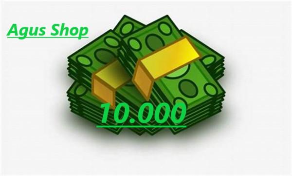 10.000 UANG RESMI BLOXBURG......100% AMAN