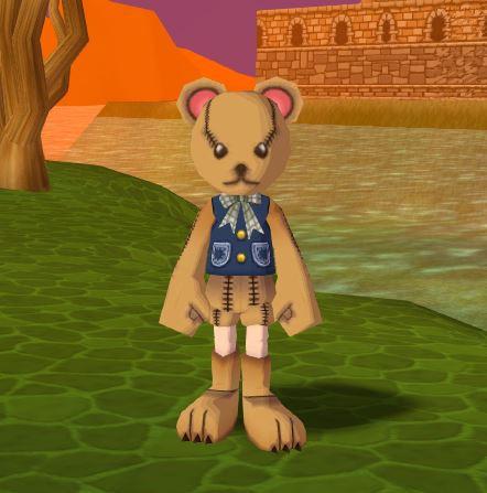 HTBS Bear Costume