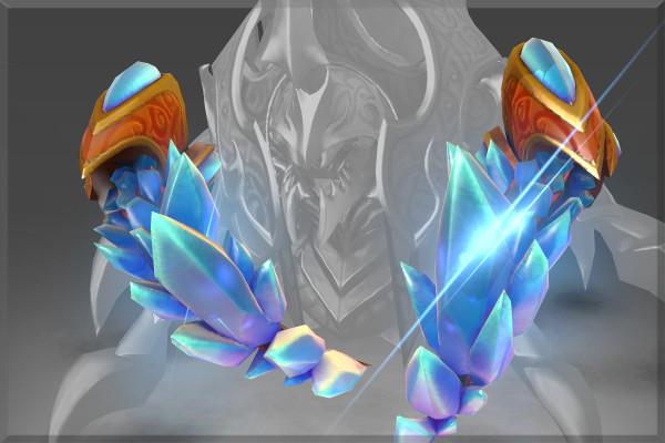 Latticean Shards (Immortal Nyx Assassin)