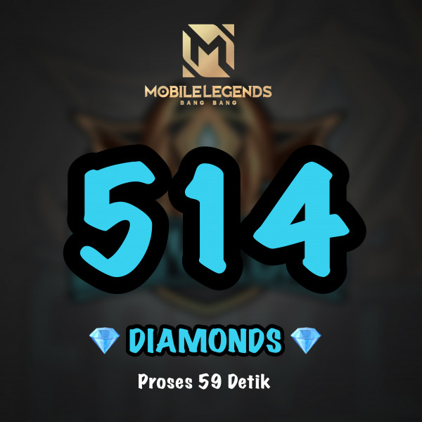 514 diamonds