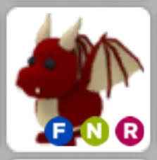RED DRAGON NFR PET ADOPT ME N F R