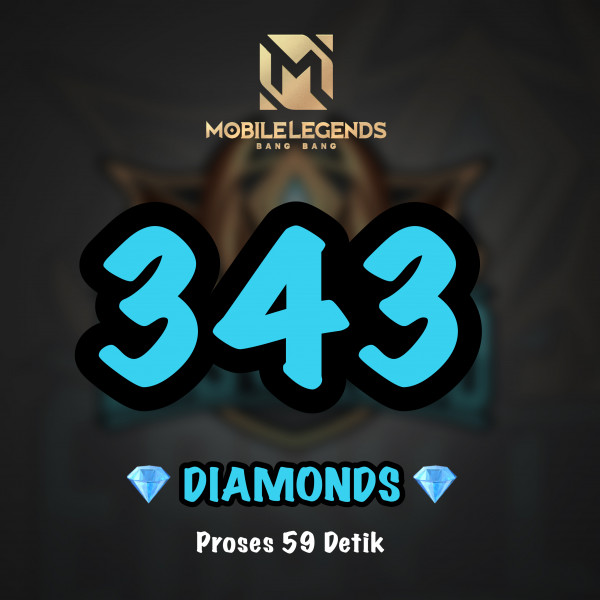 343 diamonds