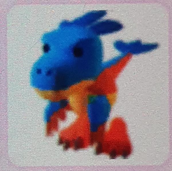 Delnonychos pet ultra rare, adopt me