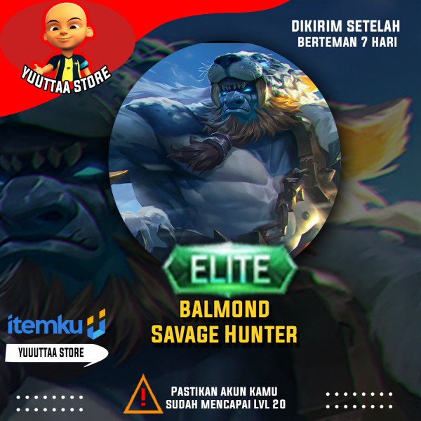 Savage Hunter (Elite Skin Balmond)