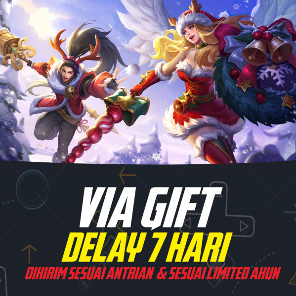Christmas Carnival (Special Skin Zilong)