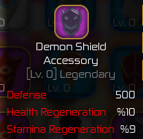 Demon Shield [Swordburst 2]