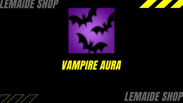 Vampire Aura - World // Zero , World Zero