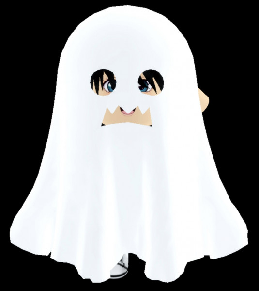 Royale high Classic Ghost costume (VIA TRADING)