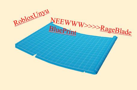 RageBlade BluePrint - SKyBlock - ISLAND - Roblox
