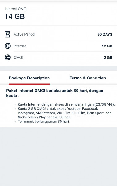 Data 12 GB