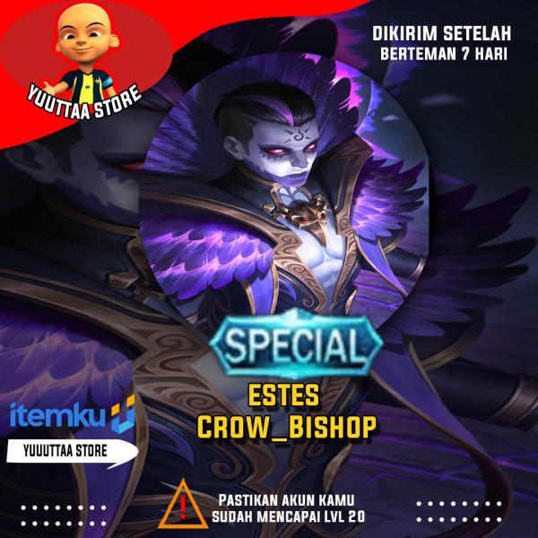 Crow Bishop (Estes Special Skin)