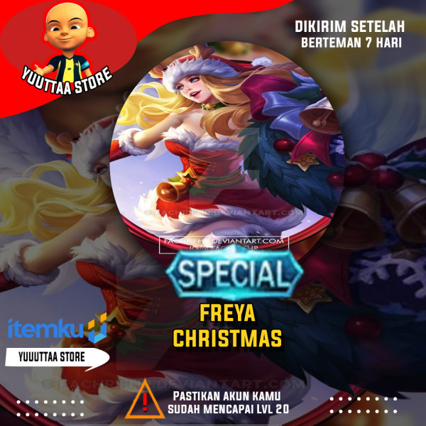 Christmas Carnival (Special Skin Freya)