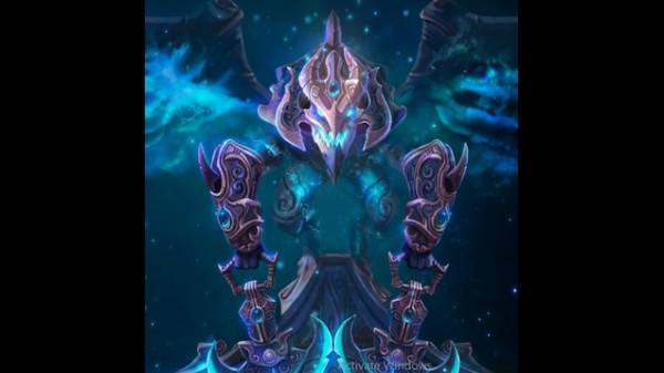 Barding of the Soul Keeper (Visage Set)