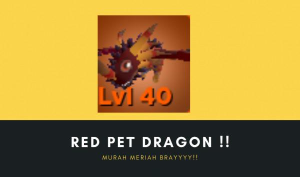 Red Pet Dragon - World // Zero , World Zero