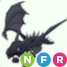 Neon Shadow Dragon (langka)